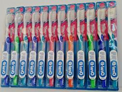 12 ORAL B Complete SENSITIVE Extra Soft  Compact toothbrushe