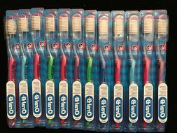 24 Bulk Lot Crest Oral-B Ortho Toothbrush For Braces Bulk Lo