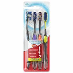 Colgate 360 Total Advanced Floss-Tip Slim Toothbrush Soft  4