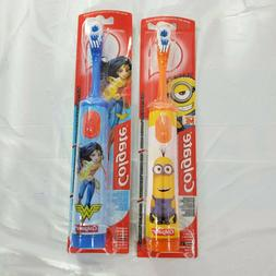 4 Colgate Kids Ryan's World Toothpaste Battery Powered Tooth