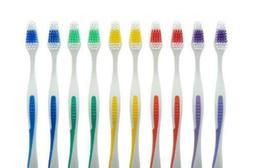 Online Best Service® 100 Toothbrush Standard Classic Medium