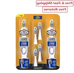 arm and hammer spinbrush pro clean electric