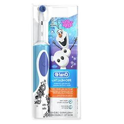 Oral-B Kids Electric Rechargeable Power Toothbrush Featuring