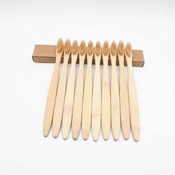 bamboo teethbrush Oral Care Teeth Brushes Environmental Soft