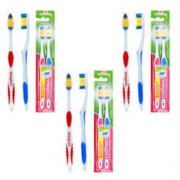 Colgate Classic Clean Toothbrush Combo with Tongue Cleaners