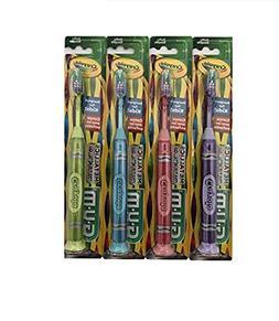 GUM Crayola Toothbrush Soft blue 1 Each