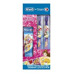Oral-B and Crest Kids Pack Featuring Disney's Princess Chara