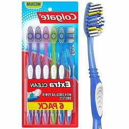 Colgate Extra Clean Toothbrush Medium Full Head 1 Each
