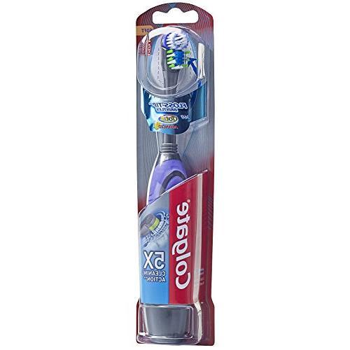 Colgate Floss-Tip Battery 1