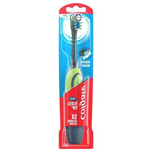 360 advanced floss tip battery