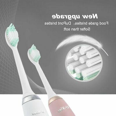 Adult Toothbrushes 5 Cleaning IPX7