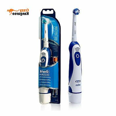 Oral-B Advance Power 400 DB4010 Battery Powered Electric Too