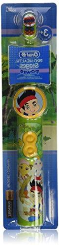 Oral-B Pro-Health Stages Jake And The Neverland Pirates Powe