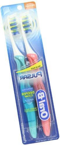 Oral-B Pulsar Toothbrush ,