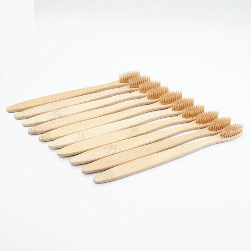 Environmental Tooth Brush Bamboo Oral Care Teeth Brushes Eco