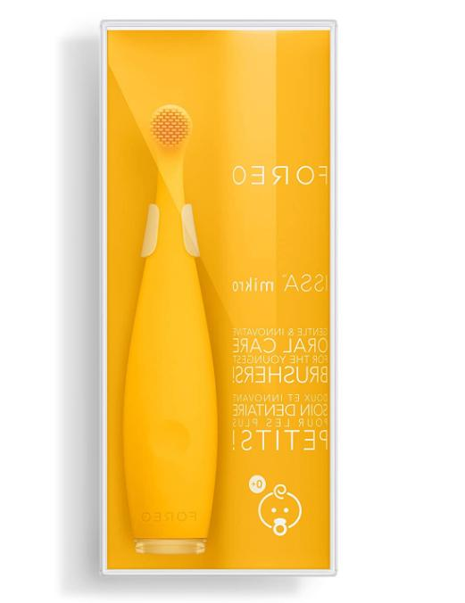 FOREO ISSA mikro Baby Electric Toothbrush