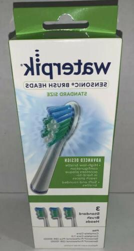 Waterpik Sonic Toothbrush Replacement Head