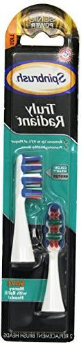 spinbrush powered toothbrush clean sonic