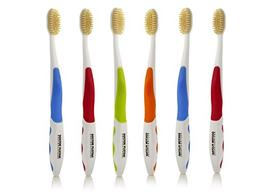 MouthWatchers Mouth Watchers Nano Silver Toothbrush -Adult S