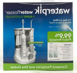 -New- Waterpik Complete Care 5.0 Water Flosser & Sonic Tooth