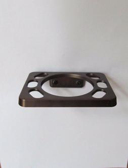 Oil Rubbed Bronze Wall Mount Dainty Toothbrush Cup Holder RV