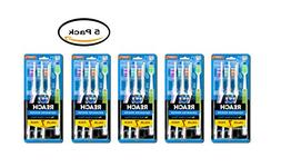 PACK OF 5 - Reach Advanced Design Toothbrush Value Pack - 7
