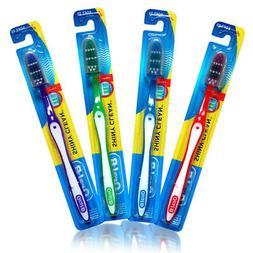 Oral-B Shiny Clean Soft 35 Ergonomic Z Shaped Bristles Manua