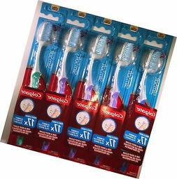 Colgate Floss Tip Toothbrush - 5 Counts Saving Pack!!