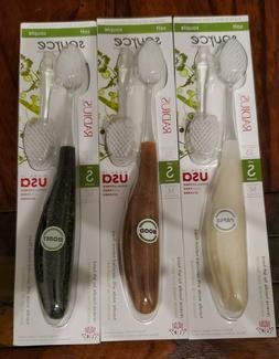 Radius Source Toothbrush - Soft - 3 Brushes