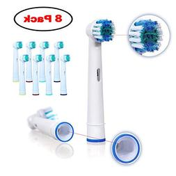 Toothbrush Replacement Heads Refill for Oral-B Electric